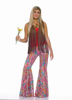 costume idea for 70's party