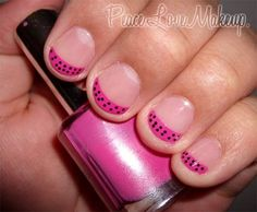 Nail Art For Bitten Nails Great Photo Blog About Manicure 2017