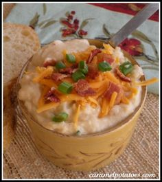 Seriously this is the best Loaded Baked Potato Soup - I've seriously pinned so many potato soup recipes! They all can't be the best!