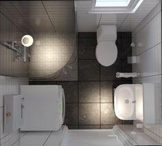 Attefallshus från 25 kvm till 30 kvm - en verklighet? | Extrahuset Laundry Bathroom Combo, Bathroom Inspo, Small Bathroom Layout, Pooja Room Design, A Frame House, Compact Living, Bathroom Toilets, Dream Bathrooms, Tiny House