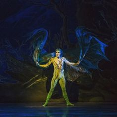 exguyparis:  Sebastian Vinet - Ballet de Santiago - as Rothbart in Swan Lake