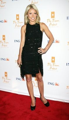 LOVE her in this LBD.