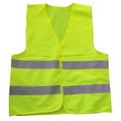 OTOKIT Neue Auto Motorrad Reflektierende Schutzkleidung Hohe Sichtbarkeit Sicherheit Hallo Viz Weste Warnung Mantel Reflektieren Stripes Tops Jacke