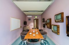 Cool offices: Screenworks office in London, UK