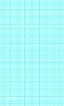 light green graph paper with dark green half inch lines this type