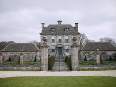 classical country house - Google Search
