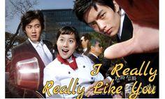 7 of 10 | I Really, Really Like You (2006) Korean Drama - Romantic Comedy | Lee Min Ki