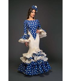 Blue And White Dress, Betty Boop, Dance Costumes, Fashion Outfits, Womens Fashion, Kurti, Vintage Outfits, Vintage Clothing, Beautiful Dresses