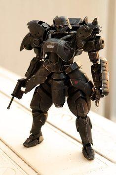 Robot Concept Art, Armor Concept, Weapon Concept Art, Gundam Toys, Gundam Art, Gundam Astaroth, Armored Core, Mecha Suit, Gundam Custom Build