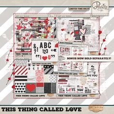 This Thing Called Love Bundle