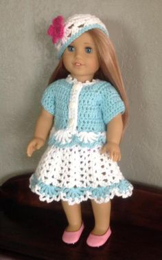 18 inch Doll outfit  PATTERN   Craftsy