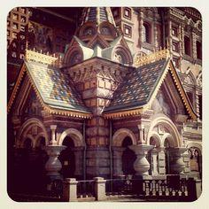 La cattedrale sul sangue versato. San Pietroburgo, Russia
