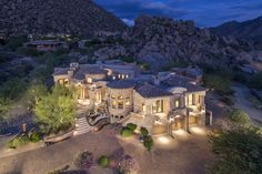 Welcome to Shadow Peak, a Tuscan/Santa Barbara style estate. Resting high up on Troon Mountain you'll always find breathtaking panoramic views of Pinnacle Peak, Sonoran desert, and city lights.  #SupremeAuction #LuxuryAuction #Scottsdale #Phoenix #Arizona #ScottsdaleRealEstate #SonoranDesert #ArizonaRealEstate #Troon #TroonVillage #Auction #Artesano