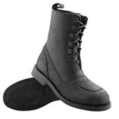 Black Speed & Strength Womens Smokin Aces Leather Boots 2015 Us 10