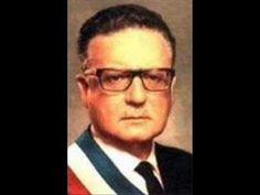 El último discurso de Salvador Allende - YouTube