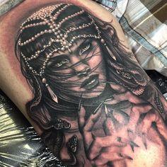 Ryan Ashley Malarkey- portrait tatt