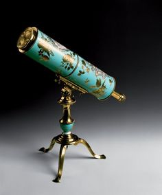 Reflecting telescope, ca 1752