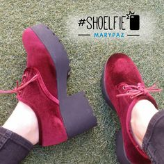 Nos encanta el #Shoelfie que ha compartido @victoria_sweetbook con todos nosotros 😍😍 Hazte con este BLUCHER BURDEOS aquí ►http://www.marypaz.com/…/blucher-suela-track-0190115i628-74… #SoyYoSoyMARYPAZ #Follow #winter #love #otoño #fashion #colour #tendencias #marypaz #locaporlamoda #BFF #igers #moda #zapatos #trendy #look #itgirl #invierno #AW16 #igersoftheday #girl #autumn Disponibles en tienda y MARYPAZ.COM