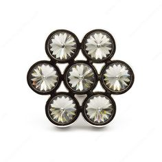 Swarovski Crystal 1 mm) x 1 mm) Chrome Contemporary Cabinet Knob Traditional Cabinets, Contemporary Cabinets, Crystal Knobs, Cabinet Knobs, Swarovski Crystals, Chrome, Hardware, Metal, Lowes