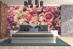 Beautiful bouquet flower Removable Wallpaper peony bouquet wall paper garden flower wallpaper art decor, Self adhesive, Wall Decal More Wallpaper, Flower Wallpaper, Wallpaper Murals, Colorful Wallpaper, Protea Flower, Flowers, Peonies Bouquet, Peony, Drawer And Shelf Liners
