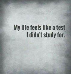 Hope I pass...