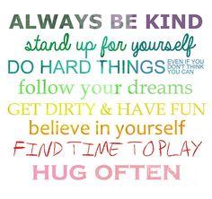 Always Be Kind - Andrea Anderegg #quoteoftheday