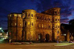 Treviri, Germania -  Porta Nigra 180 ca