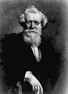 August Wilhelm von Hofmann. Analine dyes. Organic chemists seem to have some of the most epic beards...must be all the carbon.