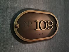 Sagamore Pendry Hotel - Signage and Graphics. Solid brass and hot rolled steel u. - Flight, Travel Destinations and Travel Ideas Hotel Signage, Office Signage, Wayfinding Signage, Signage Design, Environmental Graphics, Environmental Design, Industrial Signage, Architectural Signage, Signage