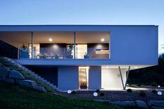 House in Pregarten by Architekturwerkstatt Haderer in architecture  Category