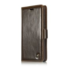 CaseMe For Samsung J3 2017 Emerge Case Cover Flip PU Leather Wallet Phone Magnetic Bags Stand skin