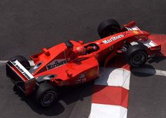 2001 Ferrari F2001 (Michael Schumacher)