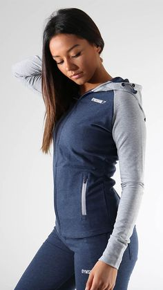 Lightweight and shape-hugging zip hoodie, the Gymshark Fit hoodie is an essential part of our women's Fit range.