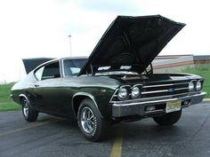 1969 427 COPO Chevelle