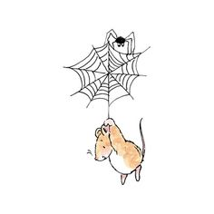 Scare in the Air! Penny Black, Inc. Halloween Clipart, Halloween Cards, Penny Black Stamps, Cute Mouse, Illustrations, Cute Illustration, Artist Art, Nursery Art, Animal Drawings