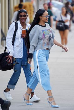 September 2: Rihanna out in NYC