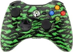 5,000+ Mod Combination Modded Controller For Xbox 360 In Custom GREEN TIGER SHELL!!! Hydro-Dipped Shell (New High Quality Finish) Will Not Chip, Scratch, or Fade -Sniper Quick Scope & Hold Your Breath,Jitter,Drop Shot,Jump Shot,Auto Aim For Nazi Zombies, Special Ops & Campaign Missions, Auto Burst 1 To 8 Rounds Per Trigger Pull,Quick Aim,Dual/akimbo,Mimic And More. by MoDsRuS. $121.98. Mode 1A - Black Ops and Slow MW1,2,3 Mode 1B - Dual/Akimbo Black Ops and Slow MW...