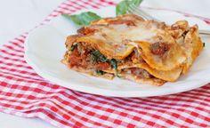 Lasagna w/ Grain-Free Noodles