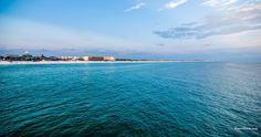 Beautiful Okaloosa Island in Fort Walton Beach, FL, from the Gulf of Mexico. Florida Vacation, Florida Beaches, Sandy Beaches, Fort Walton Beach Florida, Free Photographs, Gulf Of Mexico, Best Hotels, Coast, Island