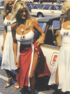 Big tits in racing picture 454