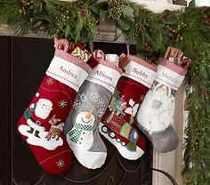 12 Best Kids Stockings images | Christmas stockings