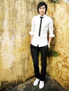 Lee Min Ho - from Boys Before Flowers<3 smokin cute!