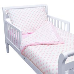 americanbabycompany | Cotton Percale Collection pink polka