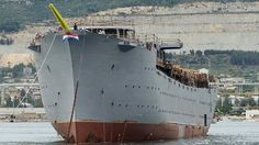 World's Largest Sailing Ship Launched >> Scuttlebutt Sailing News