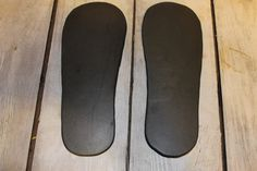 Outdoor Shoe Soles-----Waterproof Soles for Making Outdoor Shoes and Boots----THICK AND COMFORTABLE-----not hard and thin like soling sheets. $10.00, via Etsy.