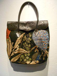 embroidered bag • dries van noten US $34.99