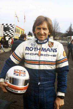Derek Bell on Steve McQueen, Enzo Ferrari, and How He Won Le Mans 5 Times - Petrolicious Le Mans, Derek Bell, Ferrari, Porsche Factory, 24 Hours Of Daytona, Races Style, Gilles Villeneuve, Car Racer, Mc Laren