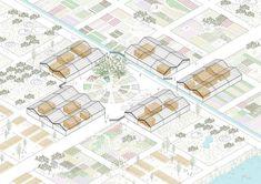 moa architecture · Cité de l'agriculture, site fictif