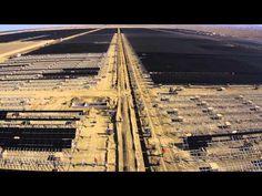 [VIDEO] La planta de energía solar más grande del mundo ya está operando. Te la mostramos. | Diario Ecologia
