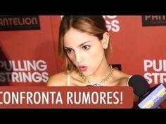 Eiza Gonzalez Habla Liam, Miley, y Críticos! ENTREVISTA EXCLUSIVA (+list...